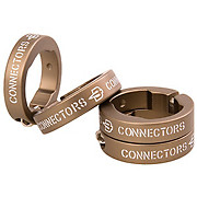 Brave Connector Grip Alloy Rings 2 Pair